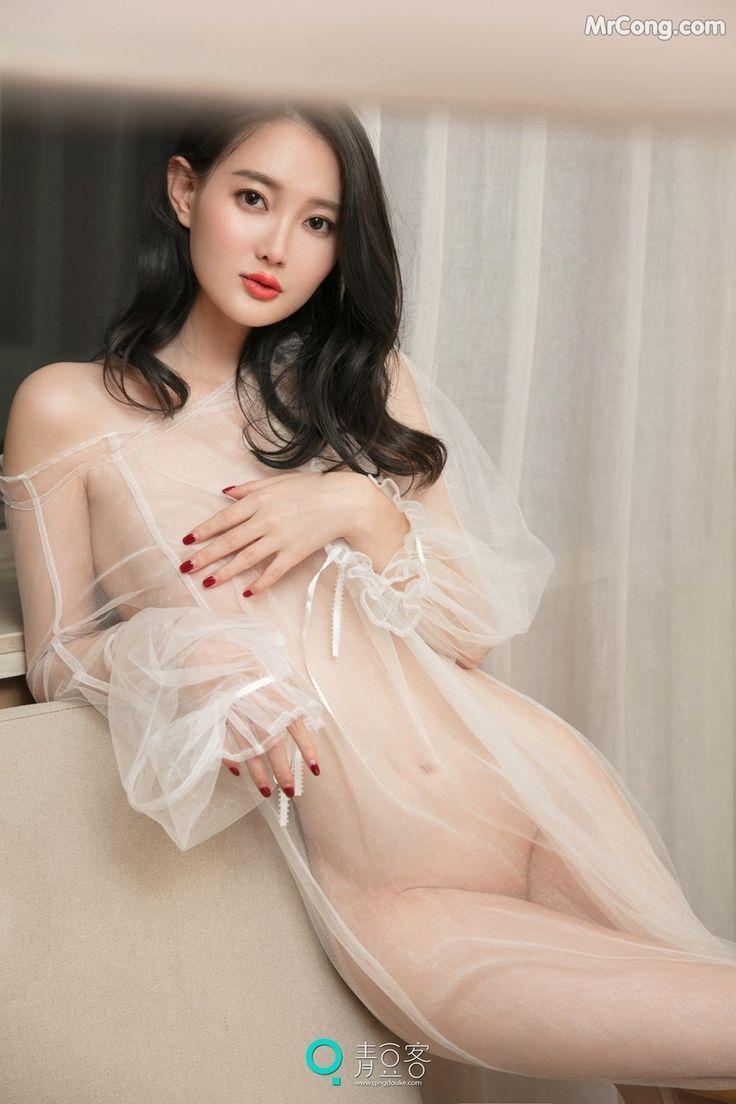 QingDouKe 2017-09-03: Người mẫu Xiao Tong Xue (潇同学) (53 ảnh)