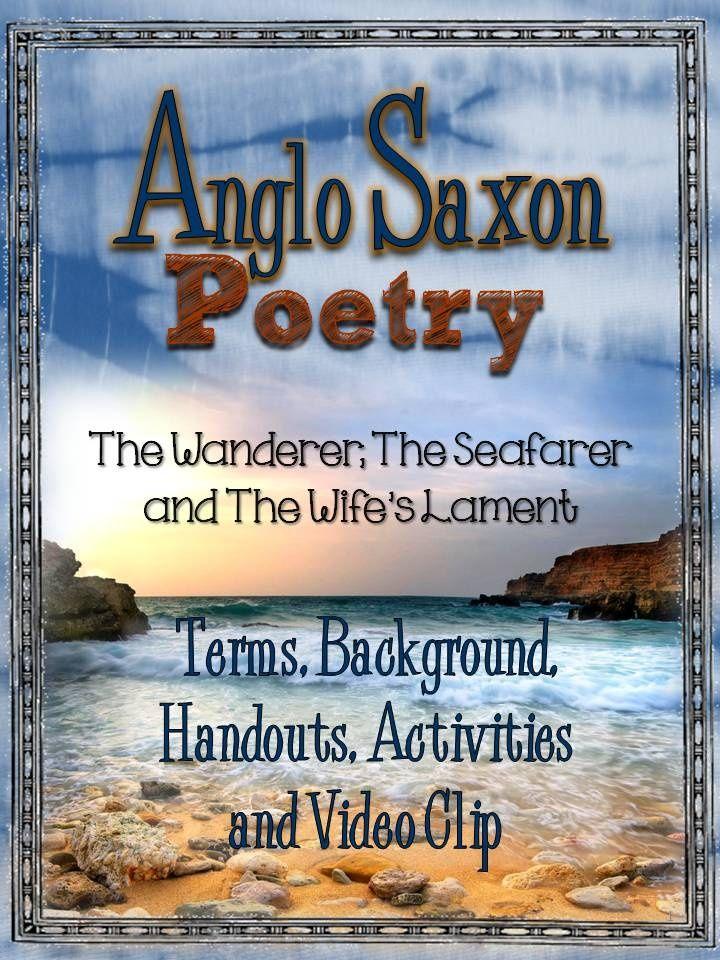 anglosaxon literature