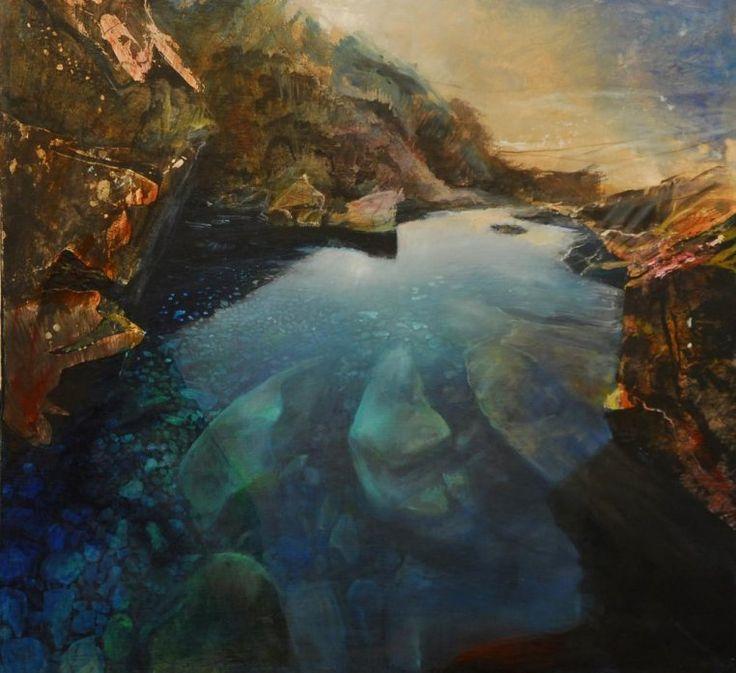 Beth Robertson Fiddes - Across The Fairy Pools, Skye