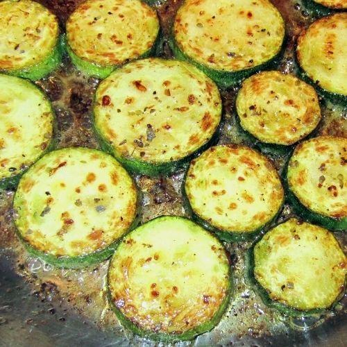 Sautéing Zucchini (Stove Top Method)