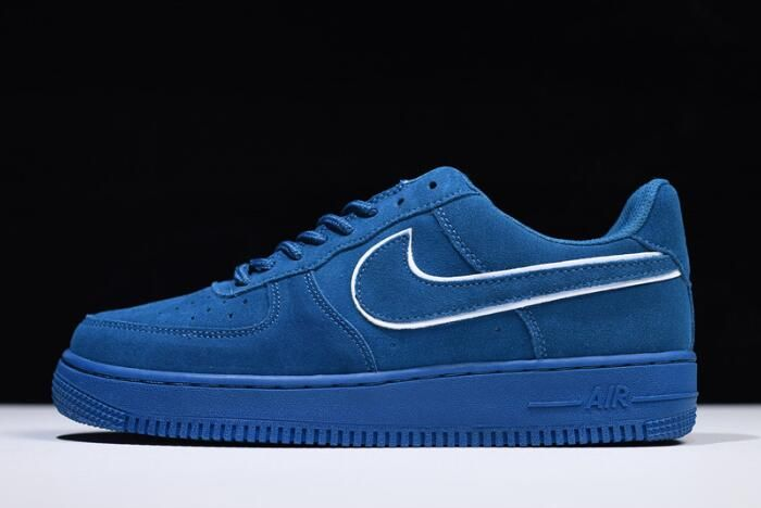 Nike Air Force 1 '07 LV8 Suede Blue