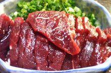 Шашлык из китового мяса ~ Пикник-шашлык-барбекю