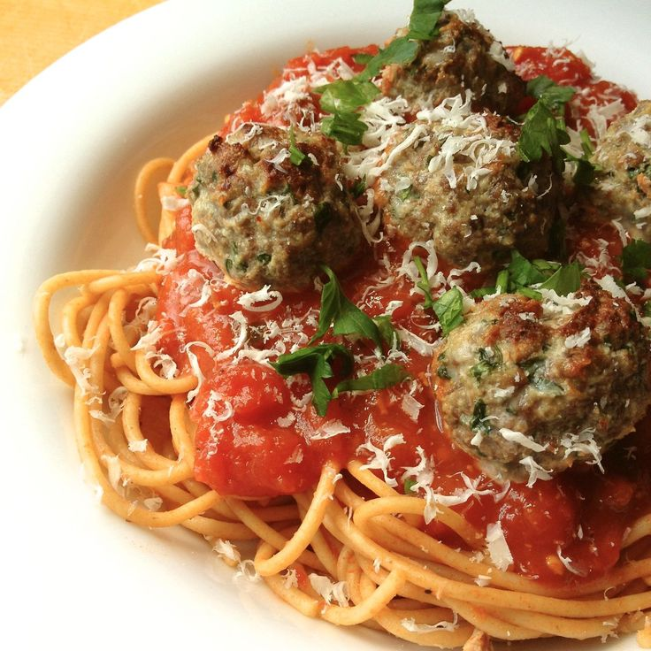 Beef and Ricotta Meatballs - The Lemon Bowl