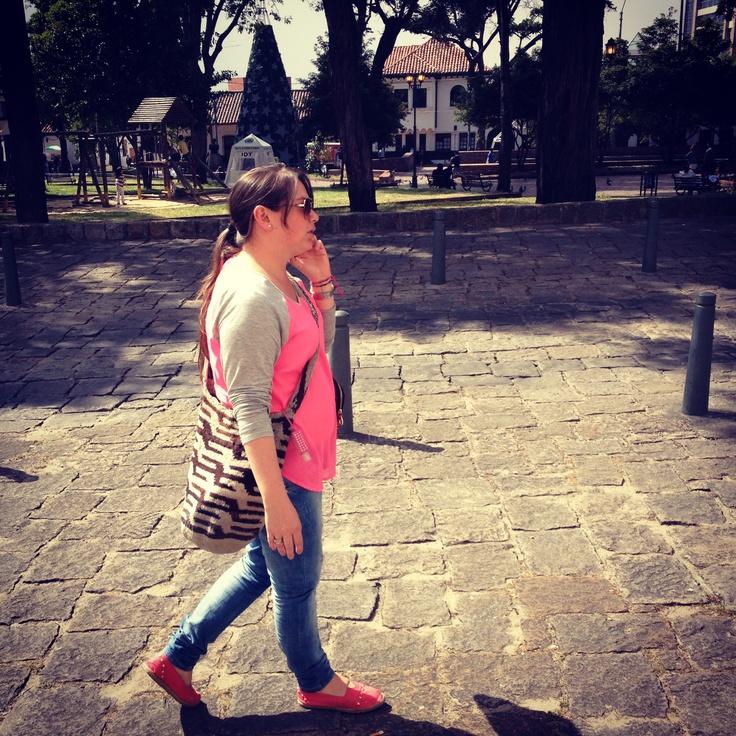 Walkin'