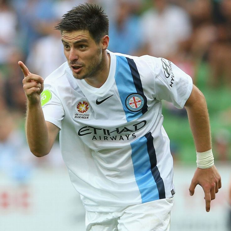 Bruno Fornaroli signs for Melbourne City, urges Tim Cahill to join him