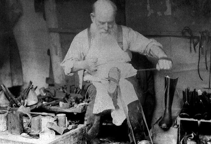 Thomas Amos of Long Buckby (early Twentieth Century)   Northampton Museums and Art Gallery