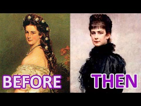 Woman and Time: Sissi. Empress Elisabeth of Austria - YouTube