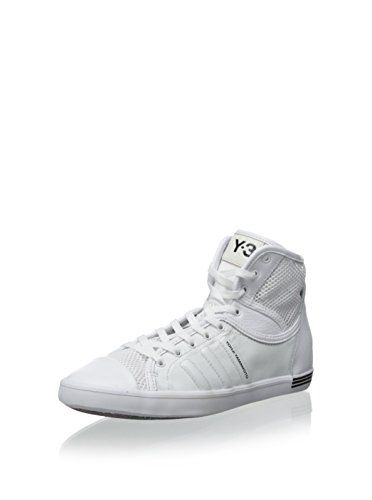 adidas Y-3 - Yohji Yamamoto Women's Plimsoll High Sneaker.