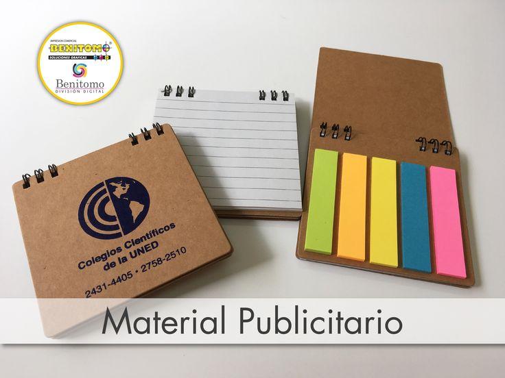 Material Publicitario para su empresa.  #MaterialPOP #Diseño Contáctanos: 2250-3535  | www.benitomocr.com