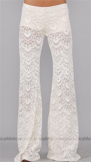 lacy night pants , want!