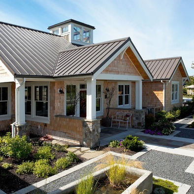 17 Best Images About Metal Roof Houses On Pinterest