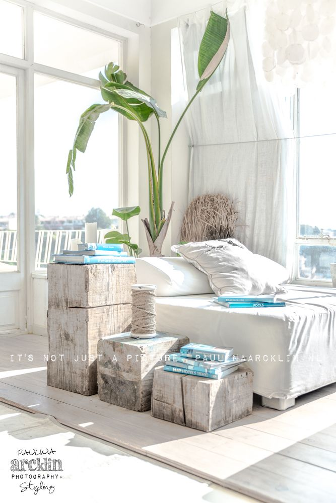 © Paulina Arcklin | BEACH VIBE HOME #seaside