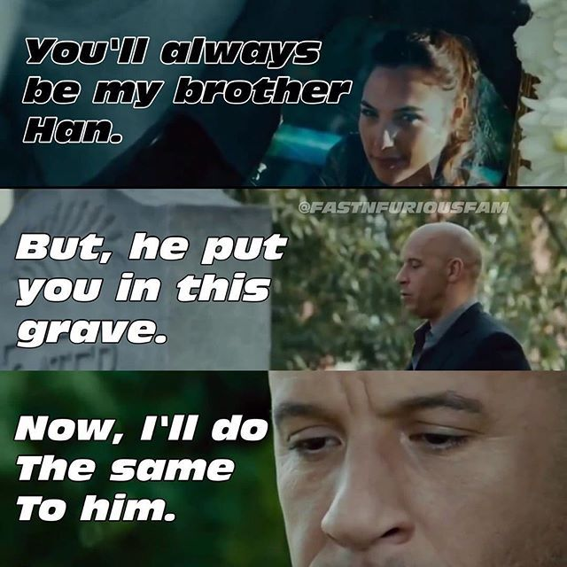 431 best images about quotes from Fast and the Furious on ...