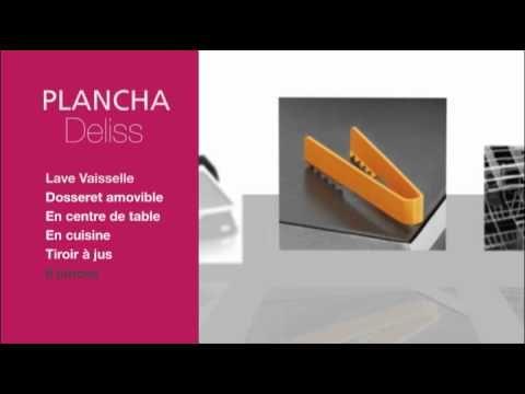 """Plancha """"Deliss"""" http://www.krampouz.com/fr/planchas/162-plancha-electrique-deliss.html"""