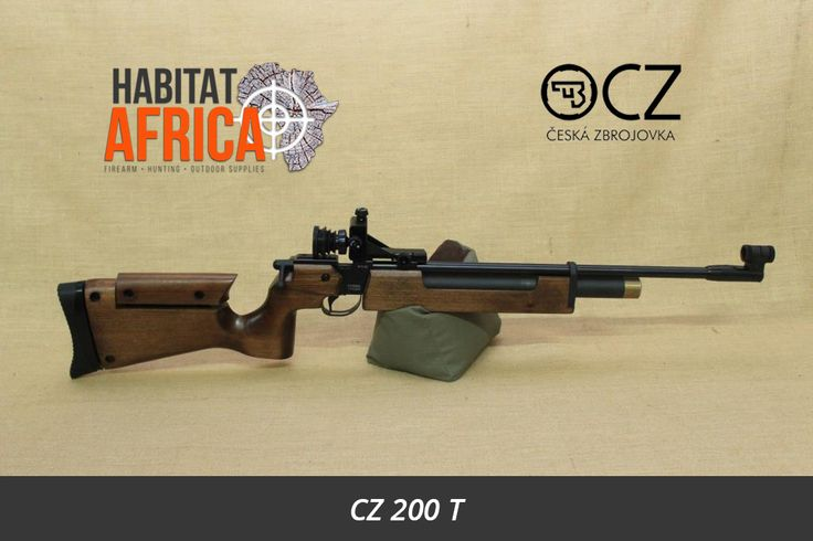 The target style CZ 200 T Air Gun having muzzle energy of 7.5 Joule is made in .177/4.5 mm calibre and is intended for very precise competition shooting. The design of this air rifle complies with ISSF rules. The typical features of the Series CZ 200 PCP or pre-charged pneumatic [...]