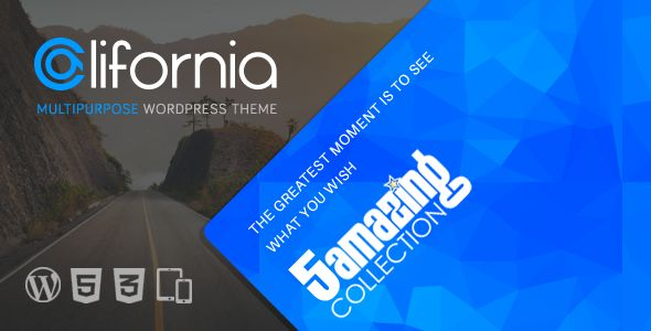 Themeforest WordPress – California – Multipurpose WordPress Theme on Themeforest Free Download http://themeforestfreedownload.com
