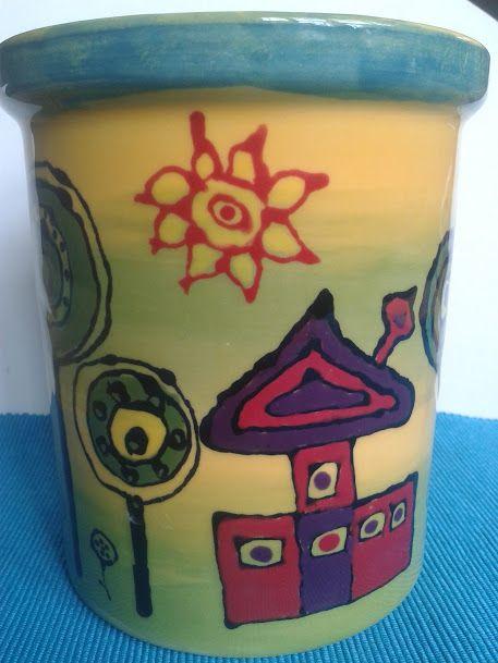 Inspired by Hundertwasser - PZs