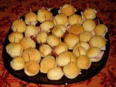 Panini mignon per buffet