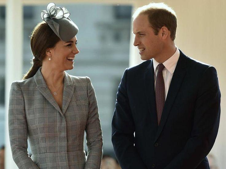 Kate Middleton pela 1ª vez em público após anúncio da gravidez