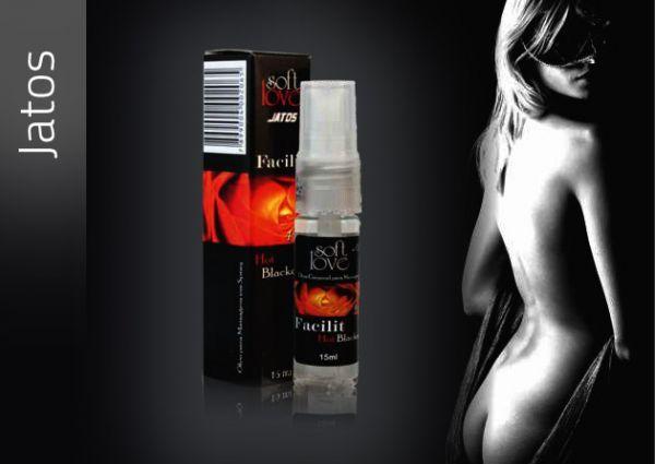 Facilit Hot Jatos 15ml Soft Love . um spray Anestésico Anal 4 x 1 sendo as…