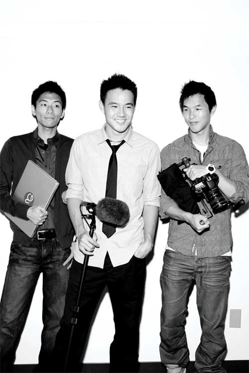 Wong Fu Productions. Never get bored with this 3 funny guy