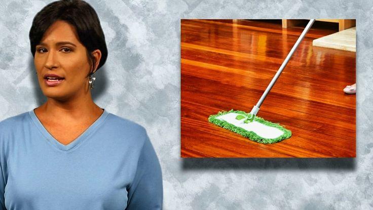 ¿ Cómo mantener tus pisos laminados ? - Ellen te dice - Tips del Hogar