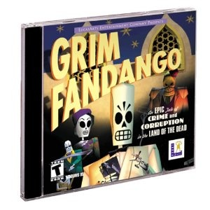 Grim Fandango: Tags, Teen Numbers, Videos Games, Grim Fandango, Lucasart Models, Cd Rom, Games Branding, Jewels Cases, Fandango Jewels