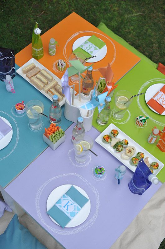 Party Idea of the Month: Kids Playdate Picnic | Blog | HGTV Canada