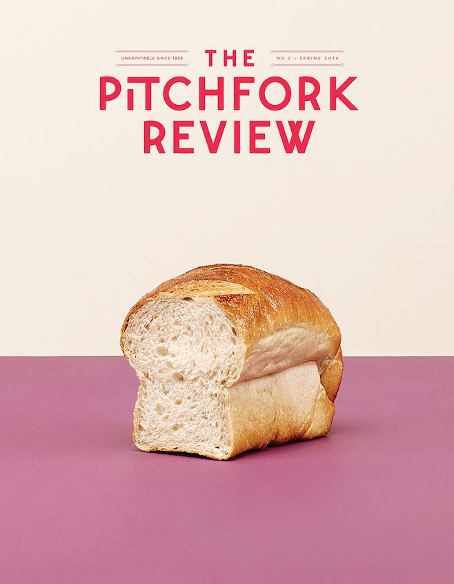 cover of Pitchfork Review no. 2