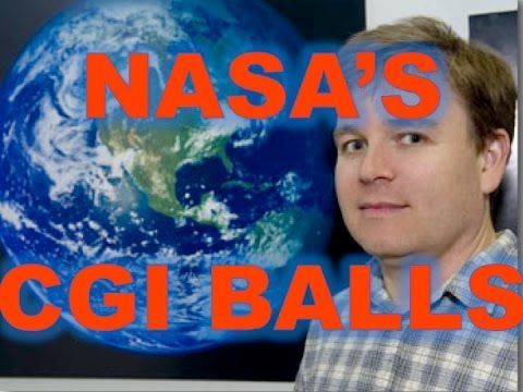 FLAT EARTH - NASA's Robert Simmon AKA Mr Blue Marble ADMITS NO PHOTOGRAP...