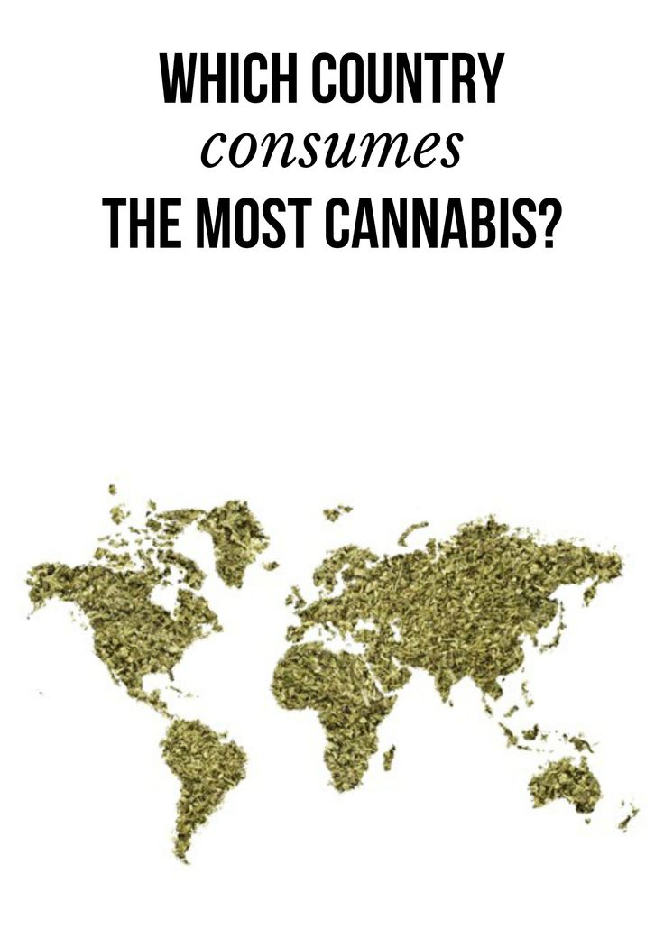 Which country consumes the most cannabis? | massroots.com