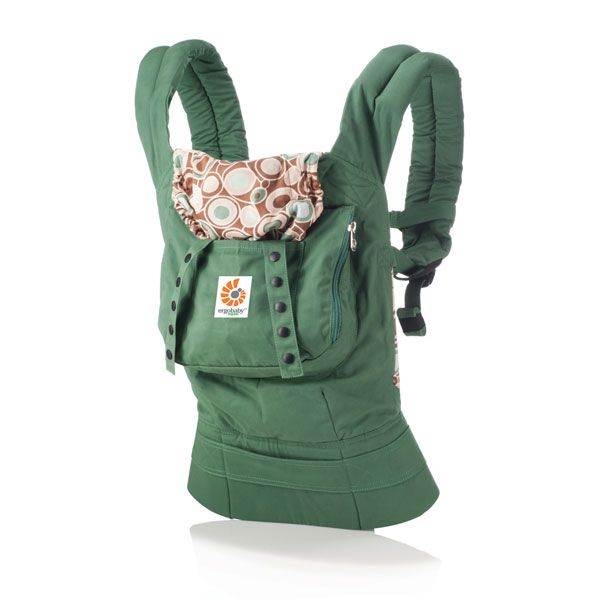 ERGObaby Europe - Organic Carrier - River Rock
