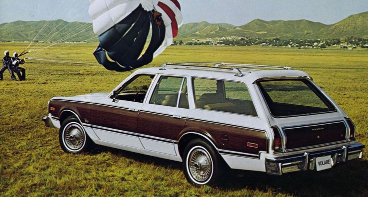 1977 Plymouth Volare Premier Wagon Maintenance of old vehicles: the material for new cogs/casters/gears/pads could be cast polyamide which I (Cast polyamide) can produce