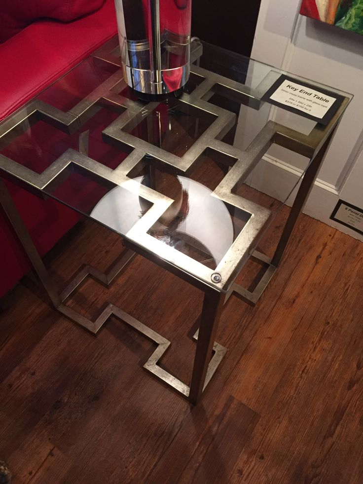 Key End Table
