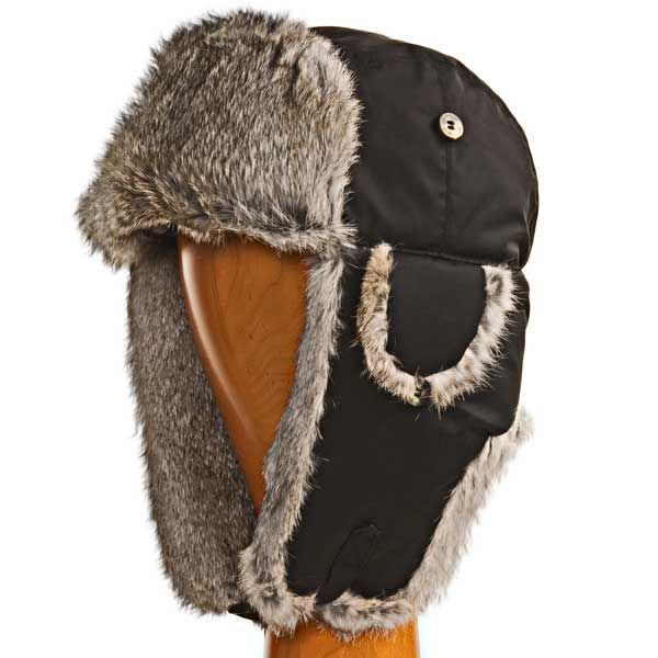 mad bomber 174 winter hat rabbit fur for