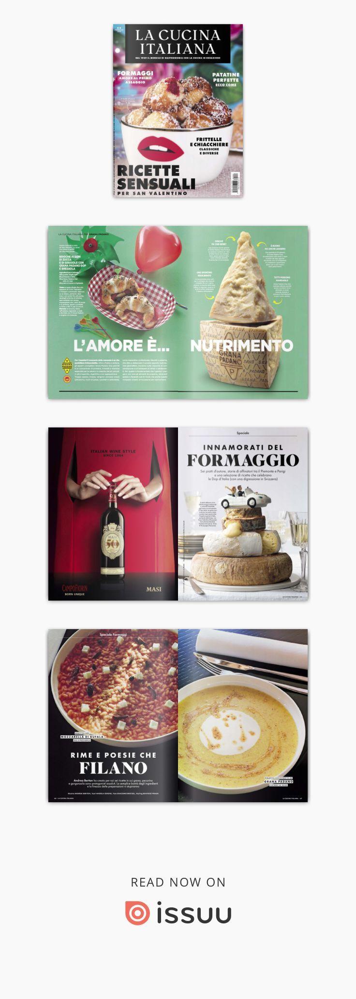La cucina italiana febbraio 2018 pds