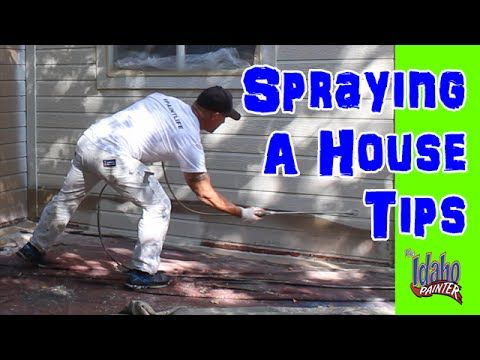 1000 images about curb appeal exterior on pinterest - How to spray paint your house exterior ...