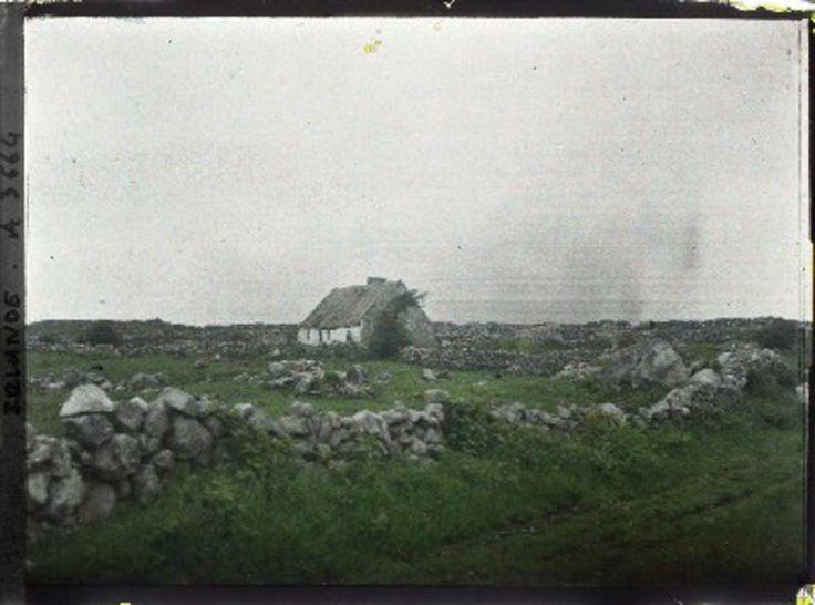 An t-Oileán: Old colour photos of Ireland in 1913
