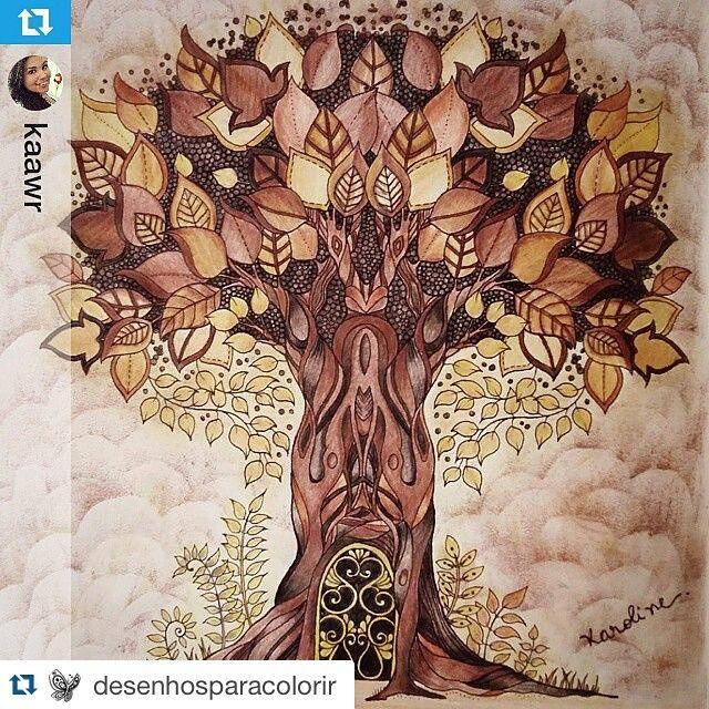 Johanna Basford Helmet Coloring Books Doodles Enchanted Forest