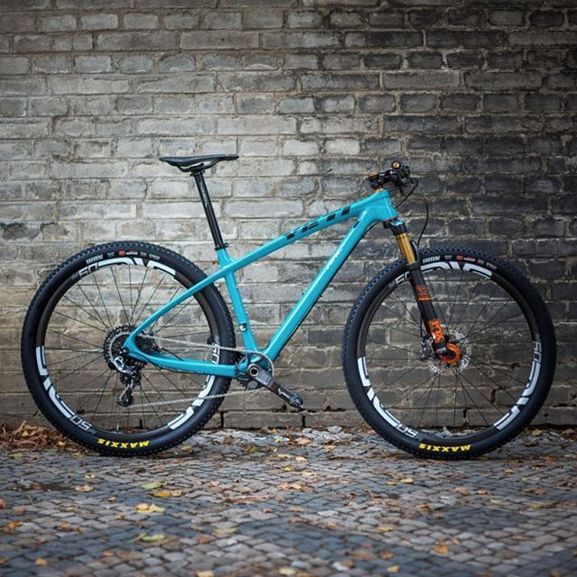 Mtb- beautiful hardtail bike