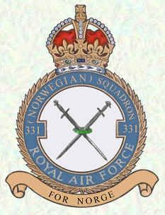 No 331 Squadron Badge