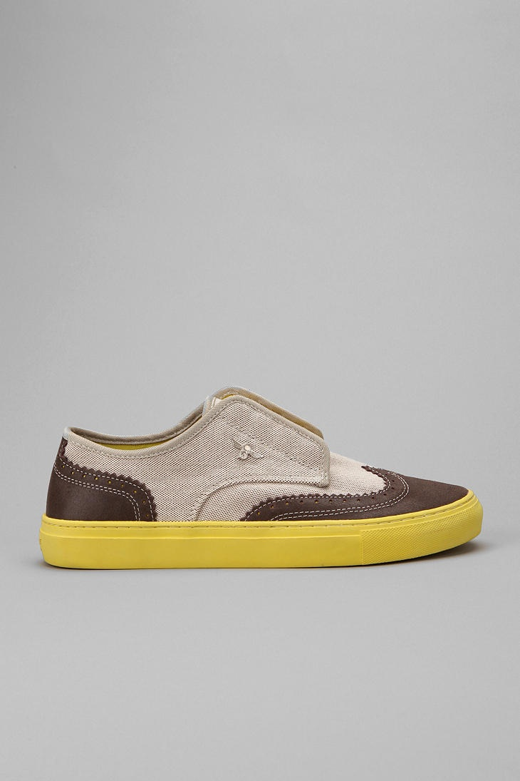 Creative recreation defeo wingtip sneaker