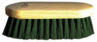#Borstel met #zachte #haren en #houten bovenkant van #Harry'sHorse