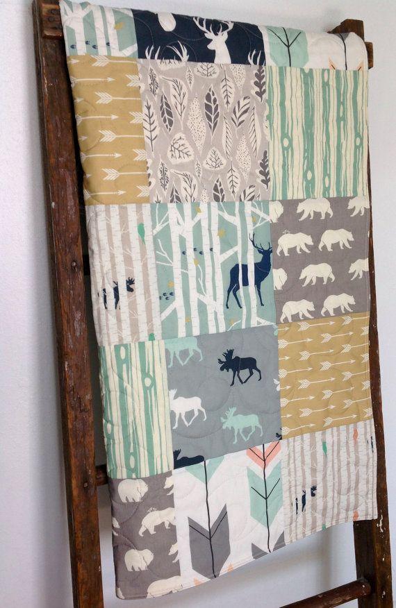 The 25 Best Neutral Baby Quilt Ideas On Pinterest Patchwork Quilt Patterns