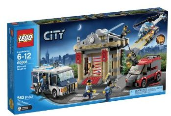 Save up to 31% on Lego City Sets!  Lego sets rarely go on sale so these are fab deals!  They make great gifts for birthdays or Christmas!