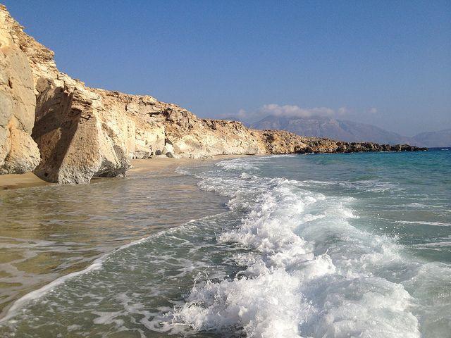 Armathia Beach near Kassos