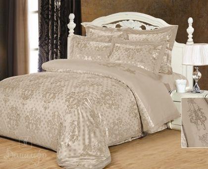 Купить постельное белье DANVELLA 150х210 1,5-сп от производителя Silk Place (Китай)