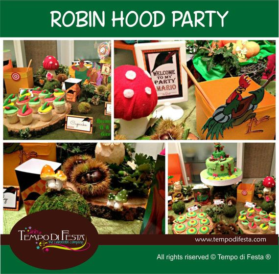Hey, I found this really awesome Etsy listing at https://www.etsy.com/listing/165562549/robin-hood-printable-birthday-party