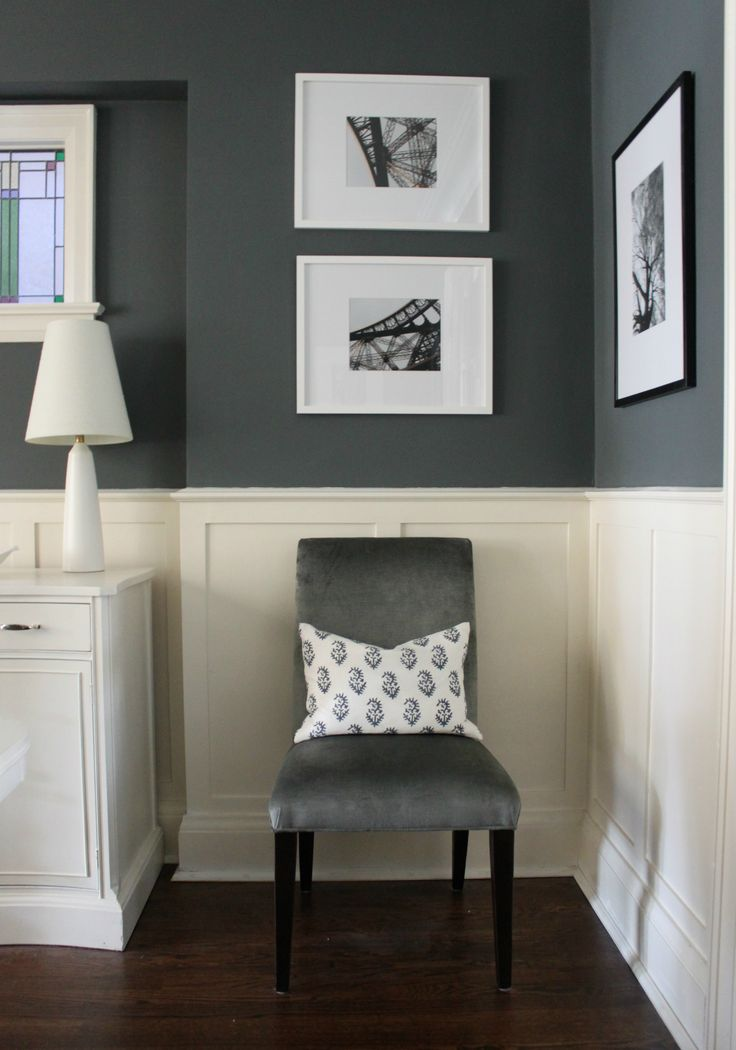 Love A Rich Dark Wall Downpipe For The Home