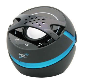 BlueII -- Bluetooth® Version provides the Mighty Dwarf® enthusiast a whole new sensory experience. This evolution of acoustics combines the powerful bass created by the connection with the solid surface with the clear, high tones offered by the advanced tweeter. This creates a sensational, 360 degree listening experience from your entire environment. As a speakerphone, BlueII-Bluetooth combines a speaker and microphone together –offering a smooth tone that dependably reproduces…